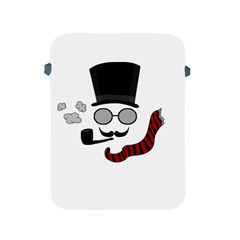 Invisible Man Apple Ipad 2/3/4 Protective Soft Cases by Valentinaart