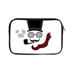 Invisible Man Apple Ipad Mini Zipper Cases by Valentinaart
