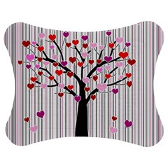Valentine s Day Tree Jigsaw Puzzle Photo Stand (bow) by Valentinaart