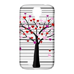 Love Tree Samsung Galaxy S4 Classic Hardshell Case (pc+silicone) by Valentinaart