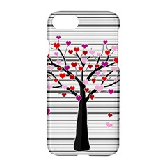 Love Tree Apple Iphone 7 Hardshell Case