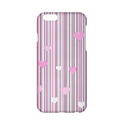 Pink Love Apple Iphone 6/6s Hardshell Case by Valentinaart