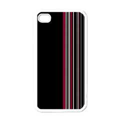 Elegant Style Apple Iphone 4 Case (white) by Valentinaart