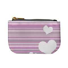 Pink Valentines Day Design Mini Coin Purses