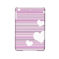Pink Valentines Day Design Ipad Mini 2 Hardshell Cases by Valentinaart