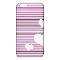Pink Valentines Day Design Iphone 6 Plus/6s Plus Tpu Case by Valentinaart