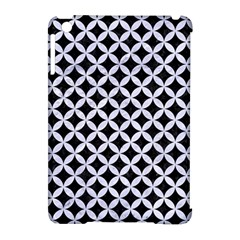 Circles3 Black Marble & White Marble Apple Ipad Mini Hardshell Case (compatible With Smart Cover) by trendistuff