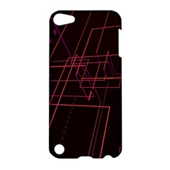 Space Path Line Apple Ipod Touch 5 Hardshell Case