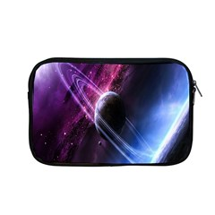 Space Pelanet Saturn Galaxy Apple Macbook Pro 13  Zipper Case