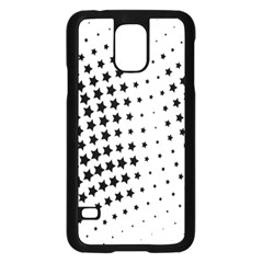 Star Samsung Galaxy S5 Case (black) by AnjaniArt