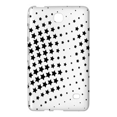 Star Samsung Galaxy Tab 4 (7 ) Hardshell Case  by AnjaniArt