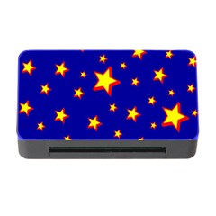 Star Blue Sky Yellow Memory Card Reader With Cf