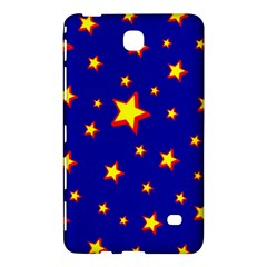 Star Blue Sky Yellow Samsung Galaxy Tab 4 (8 ) Hardshell Case  by AnjaniArt