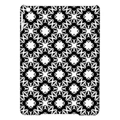 Star Flower Ipad Air Hardshell Cases