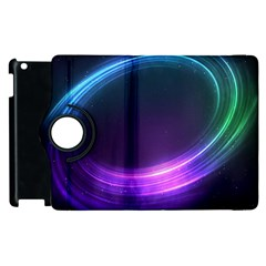 Spaces Ring Apple Ipad 2 Flip 360 Case