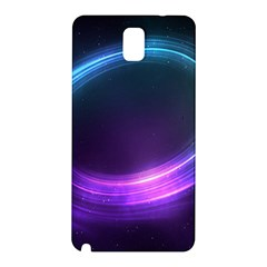 Spaces Ring Samsung Galaxy Note 3 N9005 Hardshell Back Case