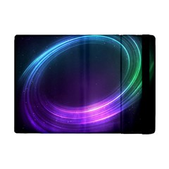 Spaces Ring Ipad Mini 2 Flip Cases by AnjaniArt