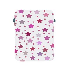 Star Purple Apple Ipad 2/3/4 Protective Soft Cases