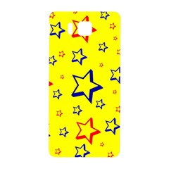 Star Yellow Red Blue Samsung Galaxy Alpha Hardshell Back Case