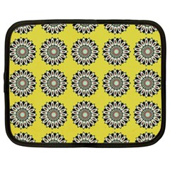 Sunflower Netbook Case (xl)