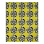 Sunflower Shower Curtain 60  x 72  (Medium)  54.25 x65.71 Curtain