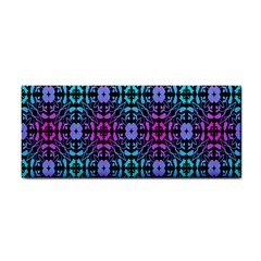 Star Flower Background Pattern Colour Cosmetic Storage Cases by AnjaniArt
