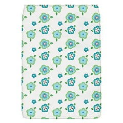Valentine Chevron Papers Flower Floral Green Flowering Flap Covers (s)