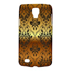 Vintage Gold Gradient Golden Resolution Galaxy S4 Active by AnjaniArt