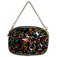 Wave Zig Zag Chain Purses (one Side)