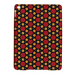 Tiling Flower Star Red Ipad Air 2 Hardshell Cases by AnjaniArt