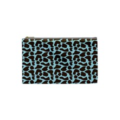 Giraffe Skin Animals Cosmetic Bag (small)