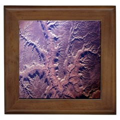 Grand Canyon Space Framed Tiles by AnjaniArt