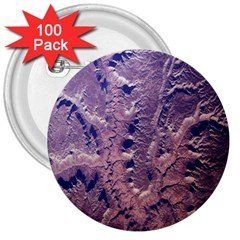 Grand Canyon Space 3  Buttons (100 Pack)