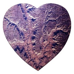 Grand Canyon Space Jigsaw Puzzle (heart)