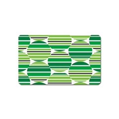 Mint Green Magnet (name Card)
