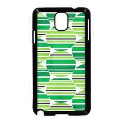 Mint Green Samsung Galaxy Note 3 Neo Hardshell Case (black)