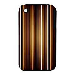 Line Brown Iphone 3s/3gs