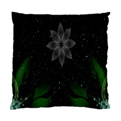 Night Sky Flower Standard Cushion Case (one Side)