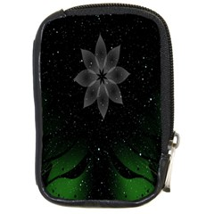 Night Sky Flower Compact Camera Cases by AnjaniArt