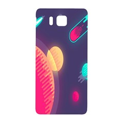 Roket Planet Samsung Galaxy Alpha Hardshell Back Case