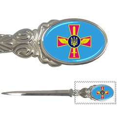 Ensign Of The Ukrainian Air Force Letter Openers by abbeyz71