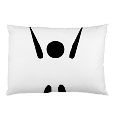 Air Sports Pictogram Pillow Case by abbeyz71