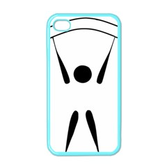 Air Sports Pictogram Apple Iphone 4 Case (color) by abbeyz71