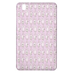 Rabbit Pink Animals Samsung Galaxy Tab Pro 8 4 Hardshell Case