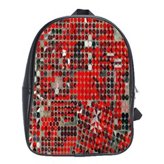 Red Circle School Bags(large)