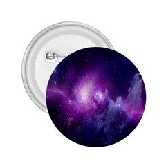 Galaxy Space Purple 2 25  Buttons