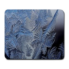Frost Leafe Large Mousepads