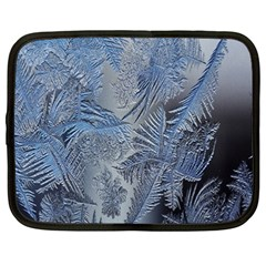 Frost Leafe Netbook Case (xxl)