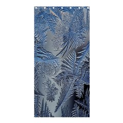 Frost Leafe Shower Curtain 36  X 72  (stall)