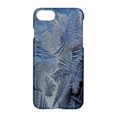 Frost Leafe Apple Iphone 7 Hardshell Case